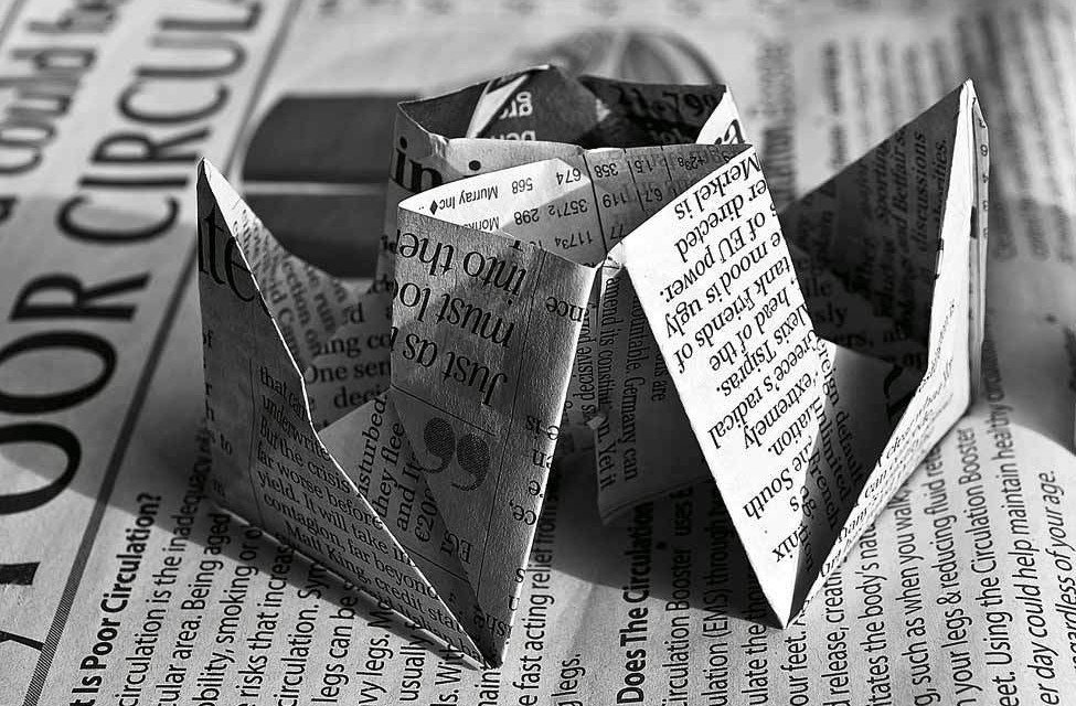 Våga skriva dåligt för att skriva bra – skrivtips