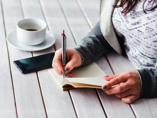 Skrivövningar för dig som diktar