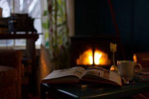 Höstlov en bra tid för läsning