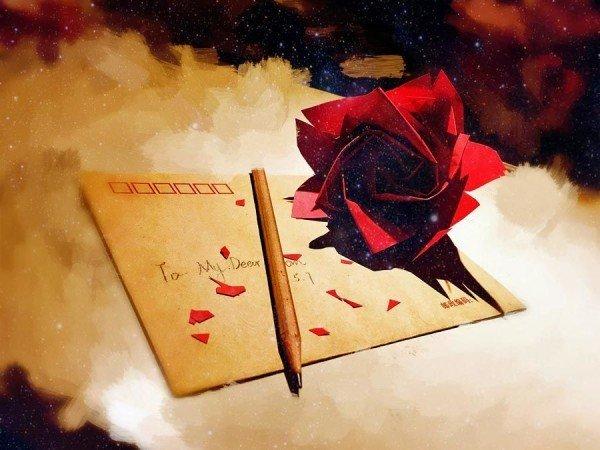 Gestalta kärlek med högst tre ord