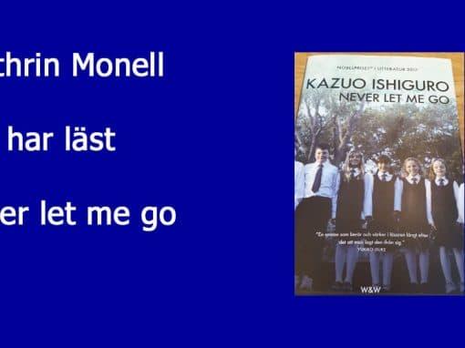 Kazuo Ishiguro skriver om människovärde