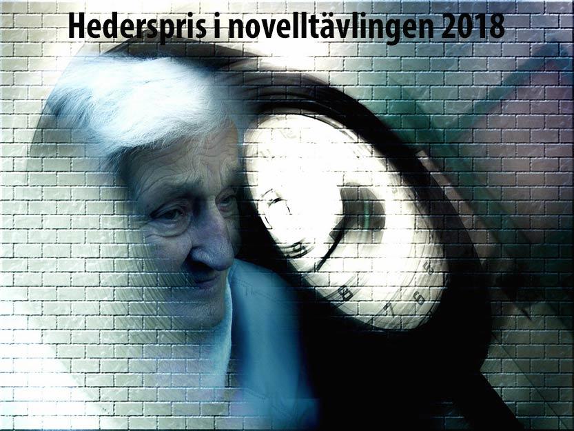 Farväl farmor – hederspris novelltävlingen 2018