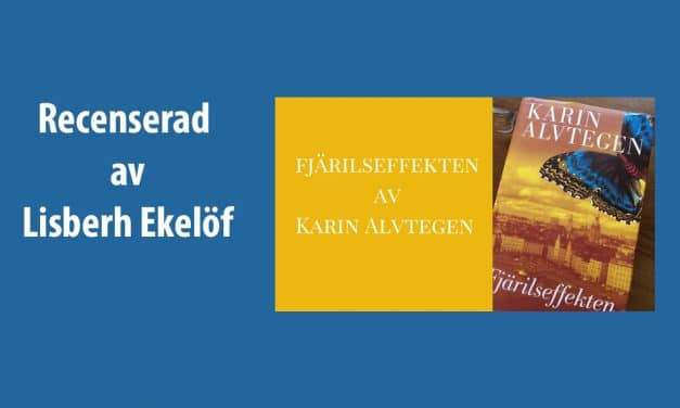 Fjärilseffekten av Karin Alvtegen