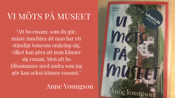 Vi möts på museet av Anne Youngson