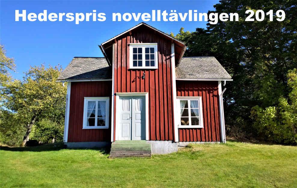 Farfars hus – hederspris I NOVELLTÄVLINGEN 2019