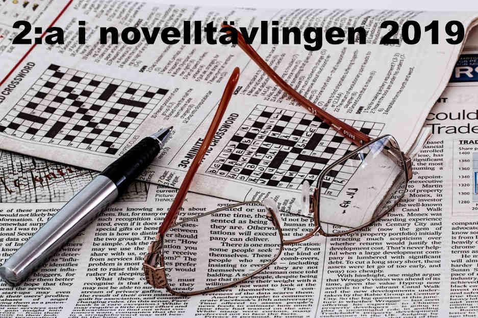 I tid – 2:a i novelltävlingen 2019