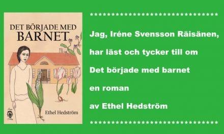 Det började med barnet av Ethel Hedström
