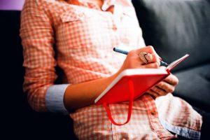 Skriv en dagboksdikt