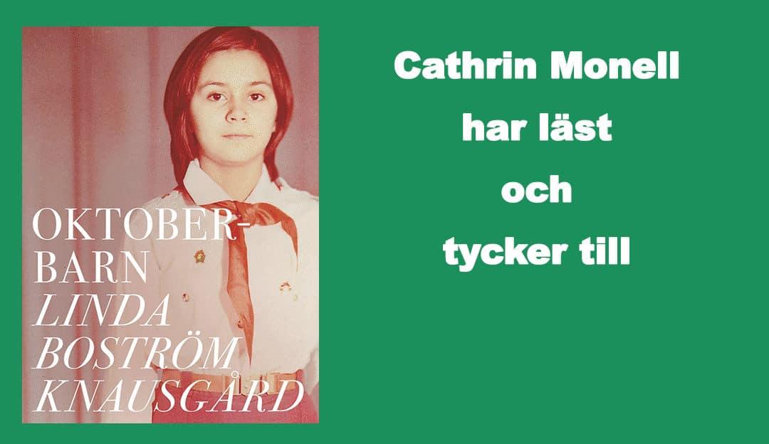 Oktoberbarn av Linda Boström Knausgård