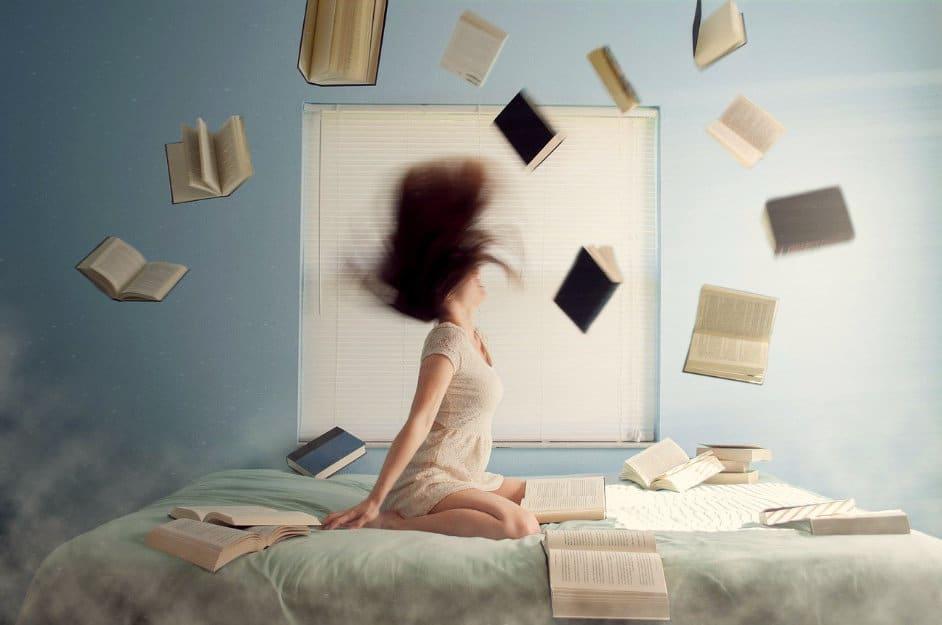 Jag gör mina böcker själv