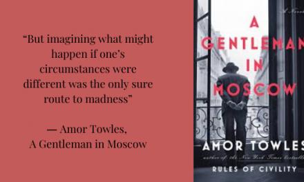 En gentleman i Moskva av Amor Towles