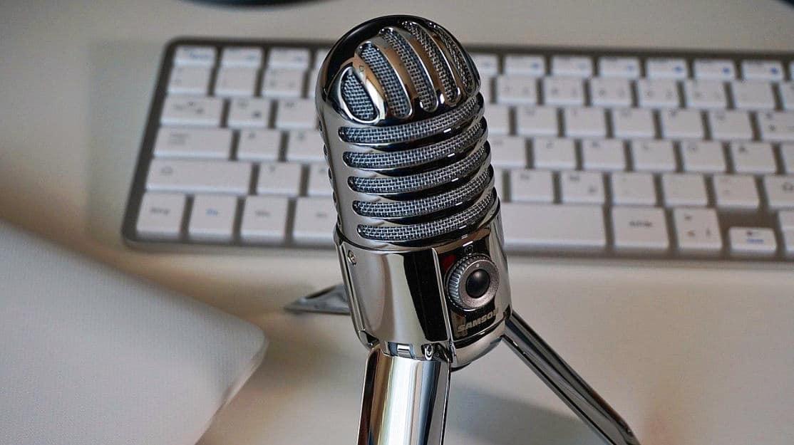 Podcast om litteratur