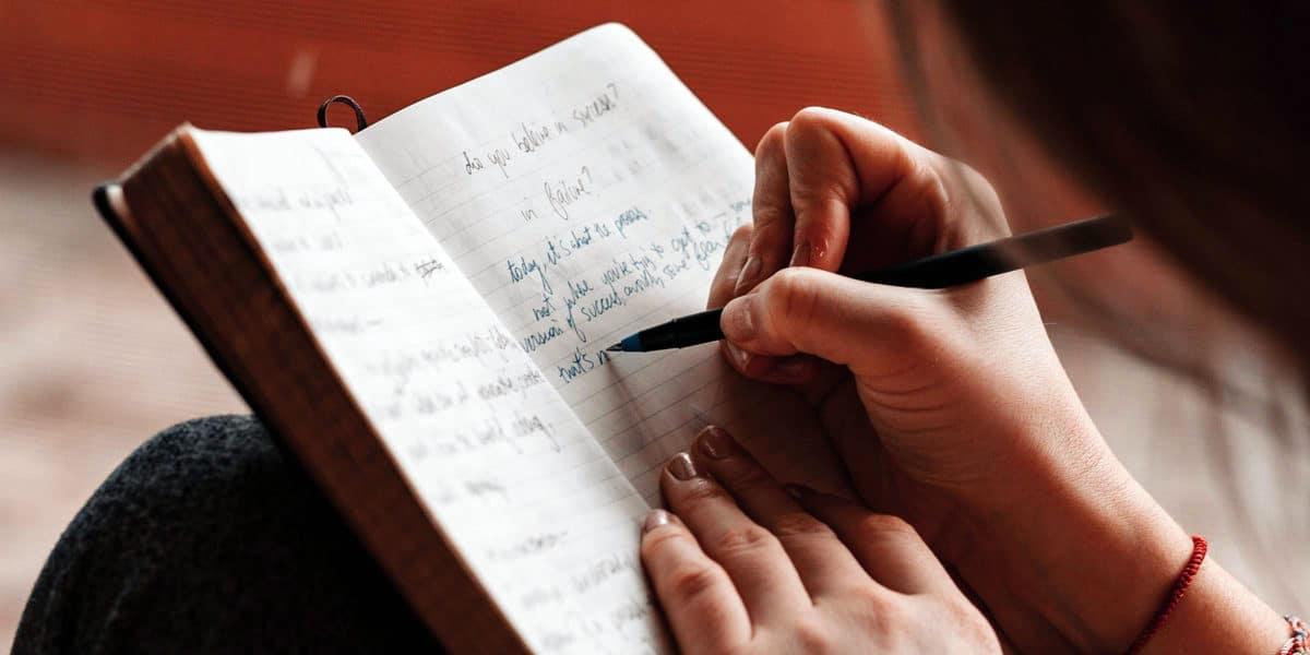 Skriv dig ur ensamheten